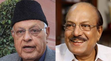 Farooq Abdullah, PK Kunhalikutty take oath as Lok Sabha members