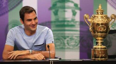 Roger Federer partied till 5 AM following Wimbledon triumph