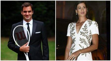 Roger Federer, Garbine Muguruza steal the show at the Wimbledon champions dinner