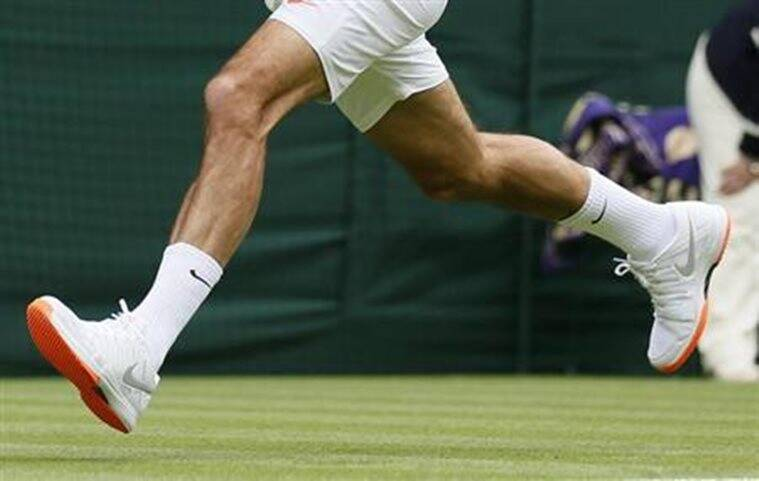 Junior players forced to change black underwear at Wimbledon