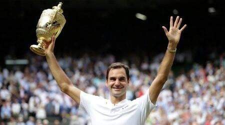 I didn't think I was going to be this successful after beating Pete Sampras in 2011, says Roger Federer following eighth Wimbledon title