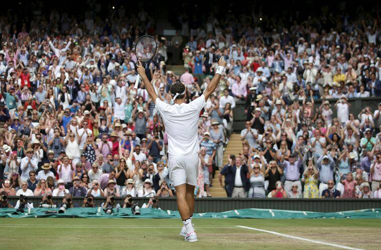 As Wimbledon glory beckons, Federer muses on life after tennis