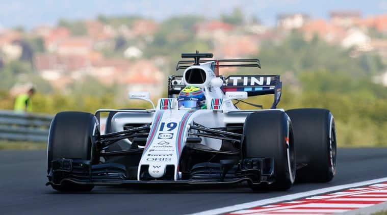Felipe Massa, Paul Di Resta, Formula One, Hungarian Grand Prix
