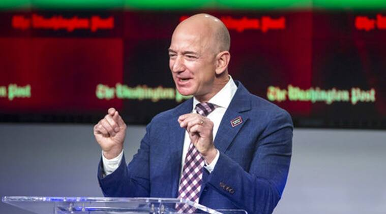 Amazon CEO Jeff Bezos, richest man on earth, Bill Gates, business, technology, tech news