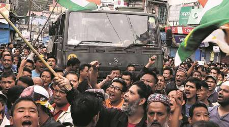 Darjeeling shutdown, Day 31: Schools approach Gorkhaland committee over resuming classes for senior students