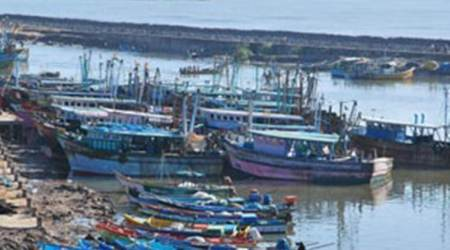 Six TN fishermen arrested by Lankan Navy