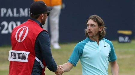 Tommy Fleetwood, Golf, Indian Express