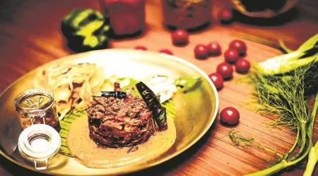 The food at Trend is a marriage of local flavours and Asian and Frenchtechniques