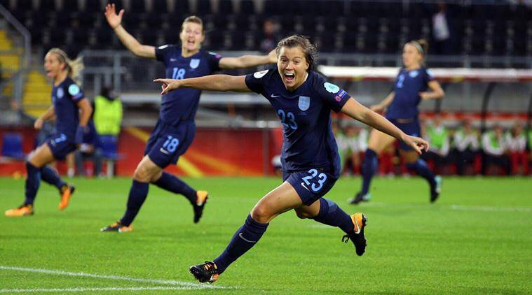 Fran Kirby, Jodie Taylor, England vs Spain, England football, spain football, football news, sports news, indian express