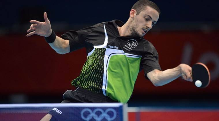 Marcos Freitas, European championship, world championship, dabang smashers, ultimate table tennis, table tennis news, sports news, indian express