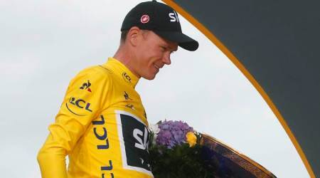 Chris Froome looking forward to the Vuelta double bid
