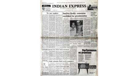 Forty Years Ago, July 8, 1977: Reddy For President