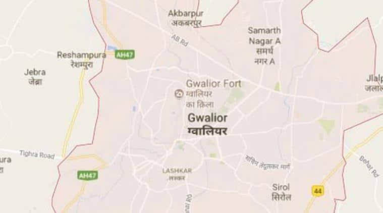 Madhya Pradesh Road Accident, Madhya Pradesh Road Mishap, MP Road Accident, MP Road Mishap, Madhya Pradesh Accident, Gwalior Road Accident, Gwalior Accident, India News, Indian Express, Indian Express News