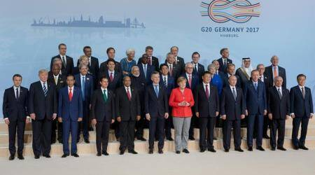 G20 leaders commit to keep markets open, fight protectionism, unfair trade practices