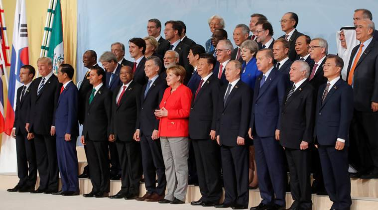 g20 summit, g20 osaka summit, World Trade Organization, wto reforms, bank of japan, us-china trade war, us president, donald trump, chinese president, xi jinping, US Federal Reserve, international affairs, world news, indian express