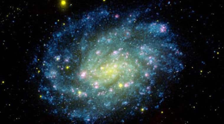 Saraswati, galaxy