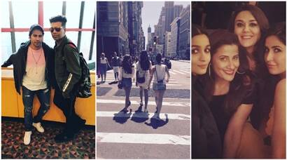 IIFA 2017 after event: Katrina Kaif celebrating her birthday to Bollywood exploring streets of New York, here's who's doing what