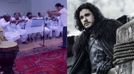 This Pakistani cover of Game of Thrones title track will give you goosebumps