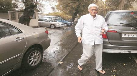 INTERVIEW: Gopalkrishna Gandhi 'President, V-P position doesn't belong to party politics… no whipapplies'