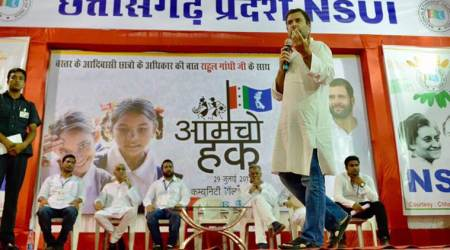 Today there is crisis in Kashmir, anger in WB, TN, Chhattisgarh, during UPA all was peaceful: Rahul Gandhi