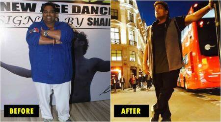 Ganesh Acharya lost 85kg in 1.5 years and his transformation is INSPIRING!