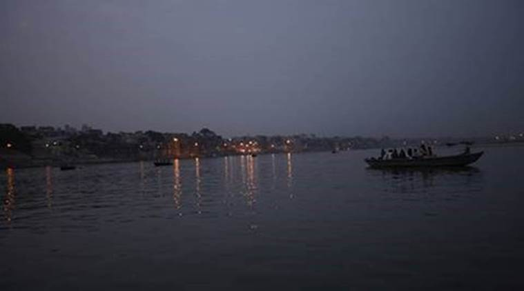 ganga river, bathing in ganga, ganga river clean, ganga river water quality, ganga river conservation, ganga river pollution, industry pollutants, vijay goel, rajya sabha