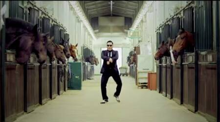 Gangnam style, see you again, fast and furious, most watched youtube video, indian express, indian express news