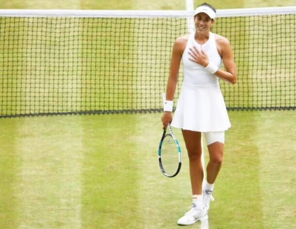 Garbine Muguruza, Wimbledon, Wimbledon photos, Venus Williams, tennis photos