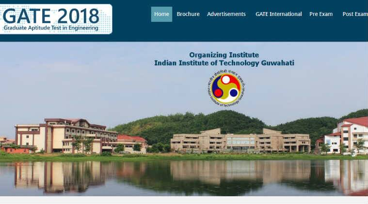 GATE 2018 exam dates officially announced by IIT Guwahati - Check Important Dates
