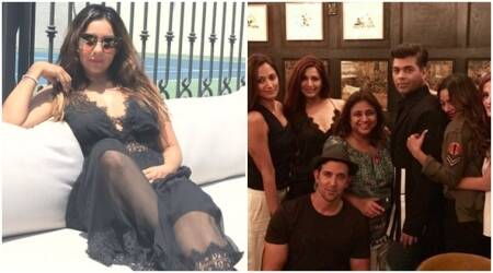 Gauri Khan's vacation photos with Hrithik Roshan, Sussanne Khan, and Karan Johar will beat your Monday blues