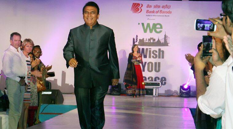 Sunil Gavaskar, Gavaskar birthday, Indian Express