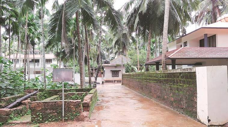 Street named Gaza, Thuruthi village in Kerala's Kasaragod, Gaza Street, T S Colony road, Kasaragod town is Thuruthi, Chandragiri river, Indian Express News
