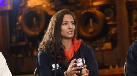 Lost focus due to injury, movie, says Geeta Phogat