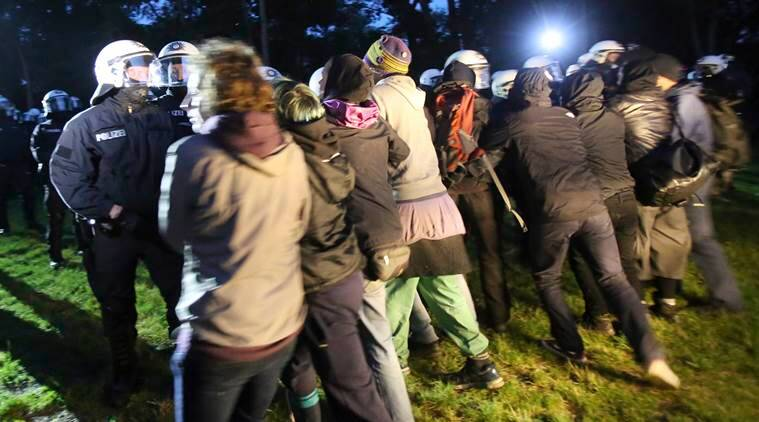 G20 protests, Germany G20 meet, G20 protest in Germany, latest news, International news, latest news, world news