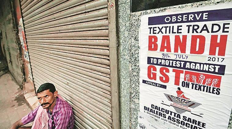 GST, Goods and Services tax