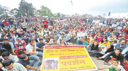 Rape and murder of schoolgirl: Massive protests in Shimla, Solan; police face heat for 'laxity'