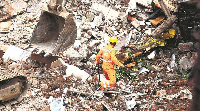 Ghatkopar building collapse, Siddhi Sai Cooperative Housing Society, Vikhroli court, Ghatkopar building collapse death, indian express news
