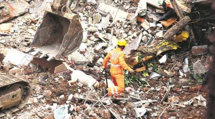 Ghatkopar building collapse: Sena worker Sunil Shitap arrested, toll climbs to 17