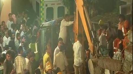 Mumbai building collapse: Death toll rises to 17, 30 injured