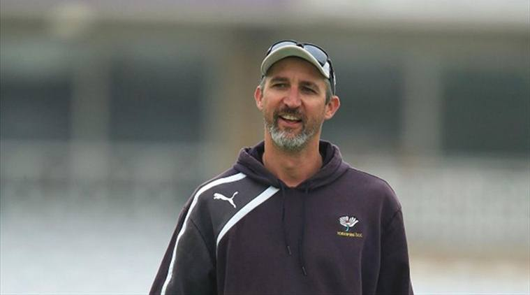 Jason Gillespie has been appointed coach of Sussex