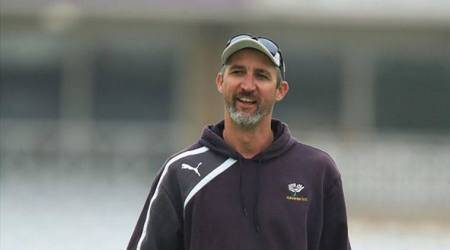 Jason Gillespie, Australia, Indian Express