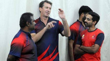 Sachin Tendulkar's son? I haven't seen him bowl yet, says Glenn McGrath