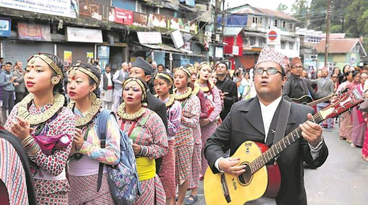 Gorkhaland, Schools in Gorkhaland, Gorkhaland Schools, Gorkhaland Agitation, Gorkhaland Protest, India News, Indian Express, Indian Express News
