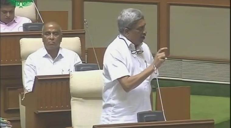 Congress ridicules Parrikar as he assures beef supply in Goa