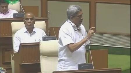 Will ensure there is no shortage of beef in Goa, says CM Manohar Parrikar, Congress makes fun
