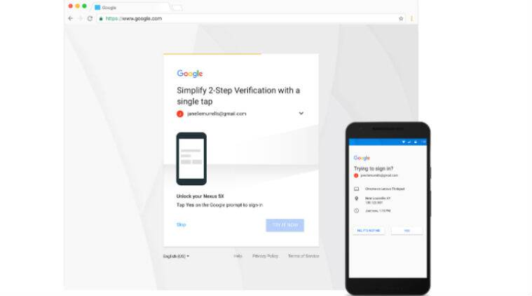 Google, Google two step verification, Google 2 step verification, Google prompts, Google prompts how to use