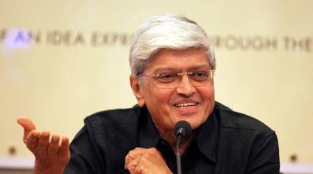 Gopalkrishna Gandhi files nomination for Vice-President election