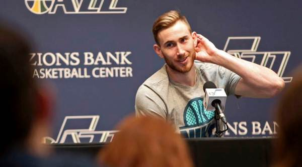 Gordon Hayward, Boston celtics, Avery Bradley, Jordan Mickey, Golden State Warriors, NBA, basketball news, sports news, indian express