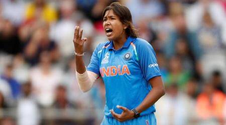 jhulan goswami, jhulan, india, indian women cricketers, women's world cup, wwc, icc women's world cup, cab, sourav ganguly, cricket association of bengal, cricket, sports news, indian express