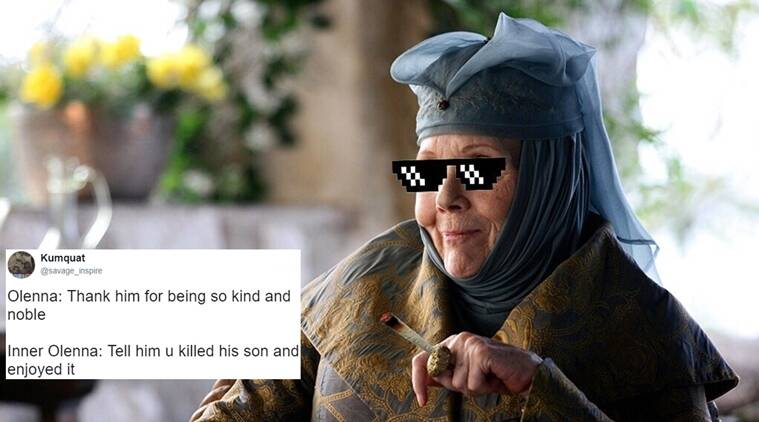 Olenna on 'Game of Thrones': The Best Memes, Tweets, and Reactions